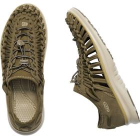 Keen M's Uneek O2 Shoes Dark Olive/Antique Bronze
